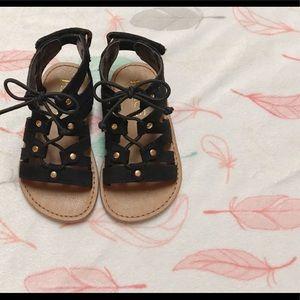 Children's Place Toddler Girl's Gladiator Sandals